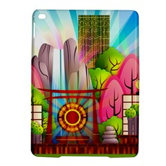 Zen Garden Japanese Nature Garden Ipad Air 2 Hardshell Cases