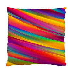 Colorful Background Standard Cushion Case (two Sides)