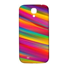 Colorful Background Samsung Galaxy S4 I9500/i9505  Hardshell Back Case