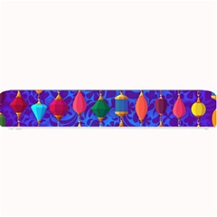 Colorful Background Stones Jewels Small Bar Mats