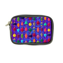 Colorful Background Stones Jewels Coin Purse
