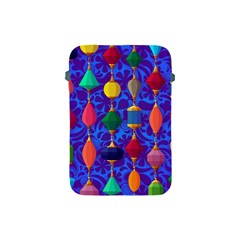 Colorful Background Stones Jewels Apple Ipad Mini Protective Soft Cases
