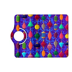 Colorful Background Stones Jewels Kindle Fire Hd (2013) Flip 360 Case
