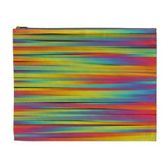 Colorful Background Cosmetic Bag (xl)