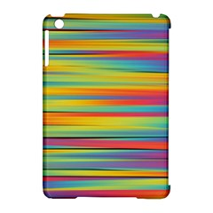 Colorful Background Apple Ipad Mini Hardshell Case (compatible With Smart Cover)
