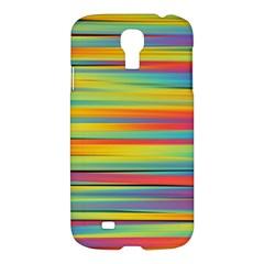 Colorful Background Samsung Galaxy S4 I9500/i9505 Hardshell Case