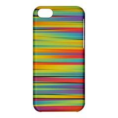 Colorful Background Apple Iphone 5c Hardshell Case