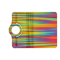 Colorful Background Kindle Fire Hd (2013) Flip 360 Case