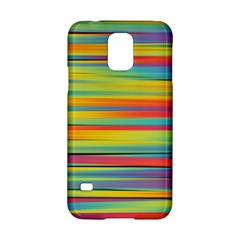 Colorful Background Samsung Galaxy S5 Hardshell Case