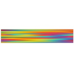 Colorful Background Large Flano Scarf