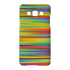 Colorful Background Samsung Galaxy A5 Hardshell Case
