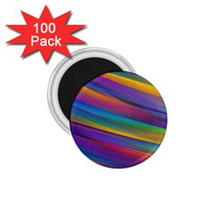 Colorful Background 1 75  Magnets (100 Pack)