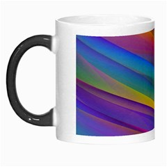 Colorful Background Morph Mugs