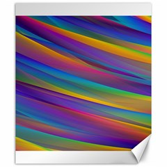Colorful Background Canvas 20  X 24