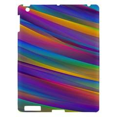 Colorful Background Apple Ipad 3/4 Hardshell Case