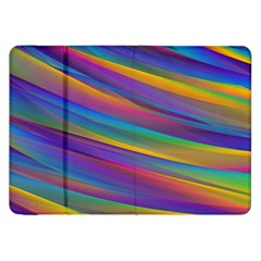 Colorful Background Samsung Galaxy Tab 8 9  P7300 Flip Case