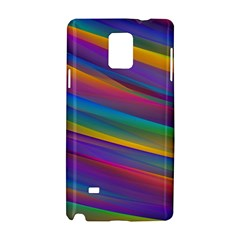 Colorful Background Samsung Galaxy Note 4 Hardshell Case