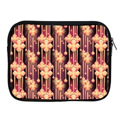 Seamless Pattern Patterns Apple Ipad 2/3/4 Zipper Cases