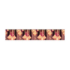Seamless Pattern Patterns Flano Scarf (mini)