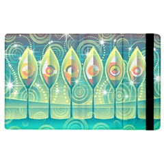 Background Landscape Surreal Apple Ipad 2 Flip Case