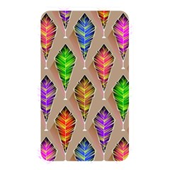 Abstract Background Colorful Leaves Memory Card Reader