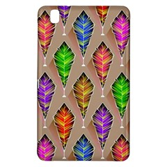 Abstract Background Colorful Leaves Samsung Galaxy Tab Pro 8 4 Hardshell Case