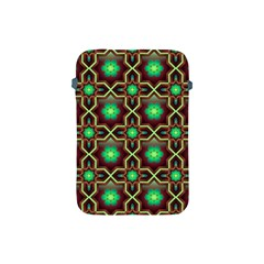 Pattern Background Bright Brown Apple Ipad Mini Protective Soft Cases