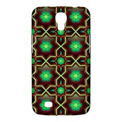 Pattern Background Bright Brown Samsung Galaxy Mega 6 3  I9200 Hardshell Case