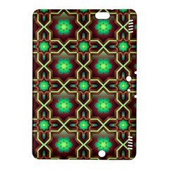 Pattern Background Bright Brown Kindle Fire Hdx 8 9  Hardshell Case