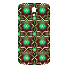 Pattern Background Bright Brown Samsung Galaxy Mega I9200 Hardshell Back Case