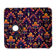 Abstract Background Floral Pattern Galaxy S3 (flip/folio)