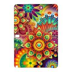 Colorful Abstract Background Colorful Samsung Galaxy Tab Pro 10 1 Hardshell Case