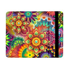 Colorful Abstract Background Colorful Samsung Galaxy Tab Pro 8 4  Flip Case