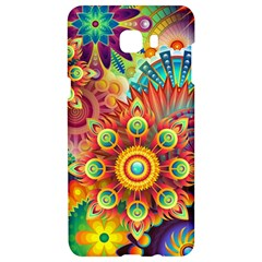 Colorful Abstract Background Colorful Samsung C9 Pro Hardshell Case