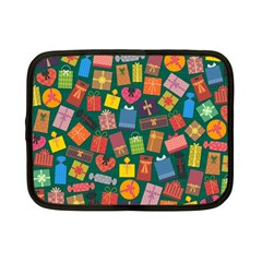 Presents Gifts Background Colorful Netbook Case (small)