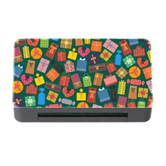 Presents Gifts Background Colorful Memory Card Reader With Cf