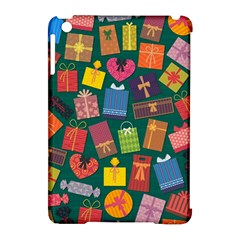 Presents Gifts Background Colorful Apple Ipad Mini Hardshell Case (compatible With Smart Cover)