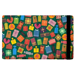 Presents Gifts Background Colorful Apple Ipad Pro 12 9   Flip Case