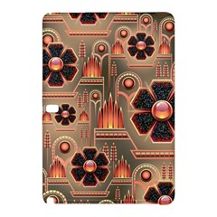 Background Floral Flower Stylised Samsung Galaxy Tab Pro 12 2 Hardshell Case