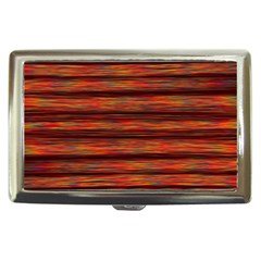 Colorful Abstract Background Strands Cigarette Money Cases