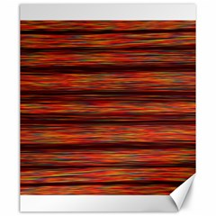 Colorful Abstract Background Strands Canvas 20  X 24