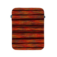 Colorful Abstract Background Strands Apple Ipad 2/3/4 Protective Soft Cases