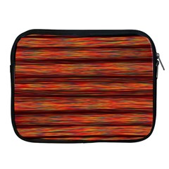 Colorful Abstract Background Strands Apple Ipad 2/3/4 Zipper Cases