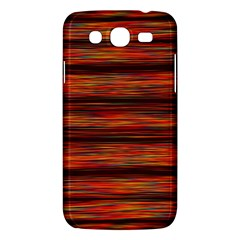 Colorful Abstract Background Strands Samsung Galaxy Mega 5 8 I9152 Hardshell Case