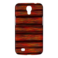 Colorful Abstract Background Strands Samsung Galaxy Mega 6 3  I9200 Hardshell Case