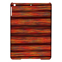 Colorful Abstract Background Strands Ipad Air Hardshell Cases