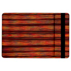 Colorful Abstract Background Strands Ipad Air 2 Flip