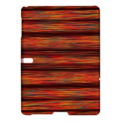 Colorful Abstract Background Strands Samsung Galaxy Tab S (10 5 ) Hardshell Case
