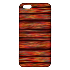 Colorful Abstract Background Strands Iphone 6 Plus/6s Plus Tpu Case