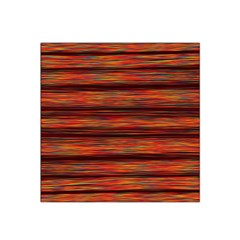 Colorful Abstract Background Strands Satin Bandana Scarf